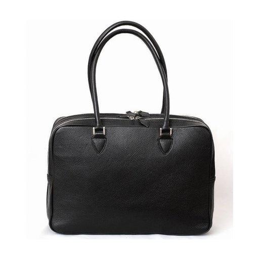 Italian Artisan Baratti Unisex Laptop Leather Briefcase Made in Italy - Oasisincentives
