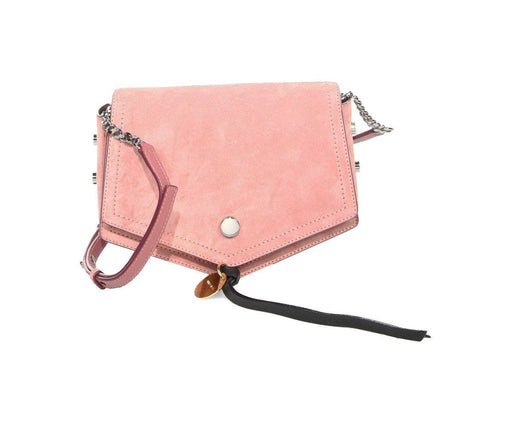 Jimmy Choo Women's Arrow Blush Pink Nappa Crossbody Bag - Oasisincentives
