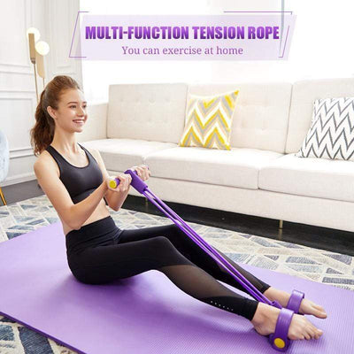 Multi-Function Tension Rope - Fit Resolutions