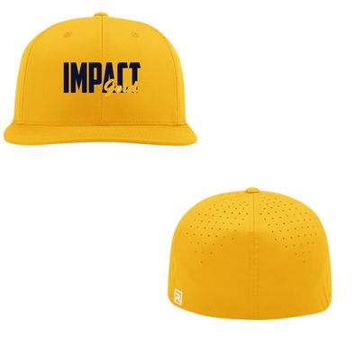 ALL Gold IMPACT GOLD Block Performance Hat