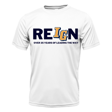 REIGN Short Sleeve Dri-Fit Shirt
