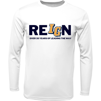 REIGN Long Sleeve Dri-Fit Shirt