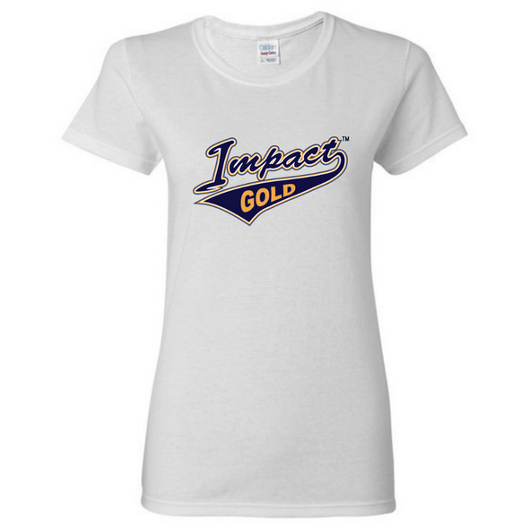 White Ladies Traditional Comfort T-Shirt