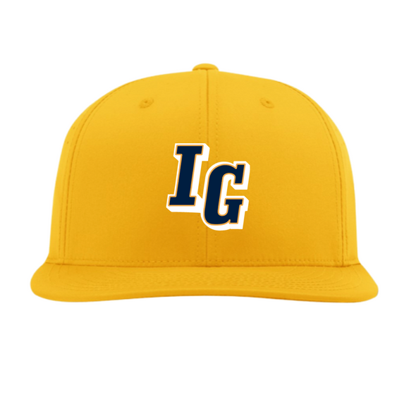 IG  Gold Perforated Performance Cap