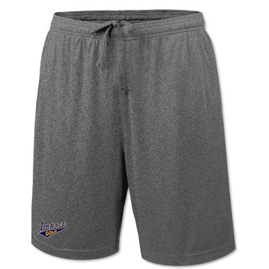 Grey Men's Training Shorts