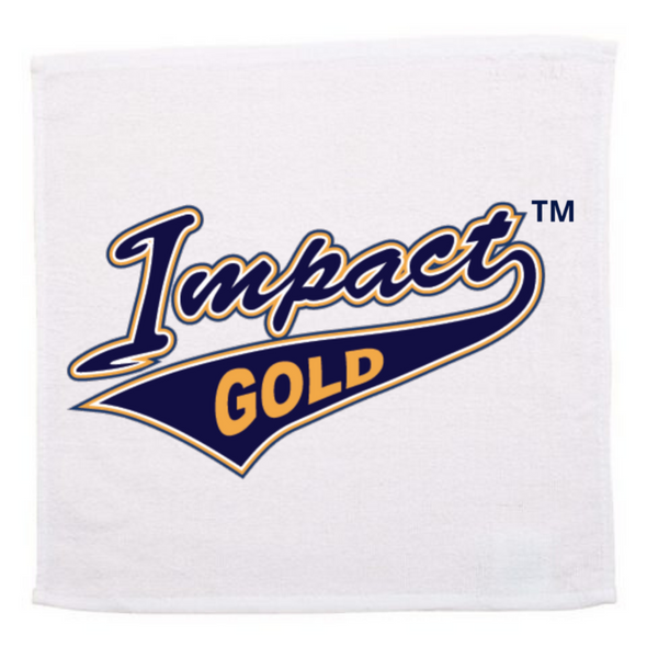 Traditional Impact Gold Tail Rally Towel