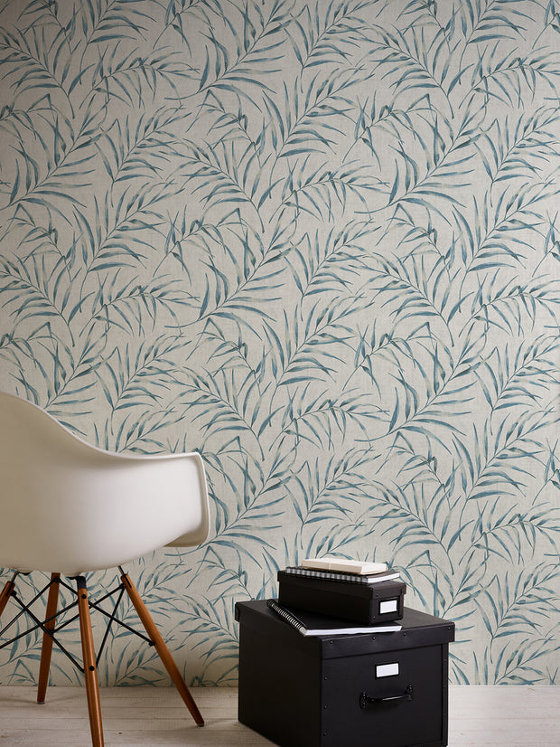 Greenery wallpaper by eurowalls.