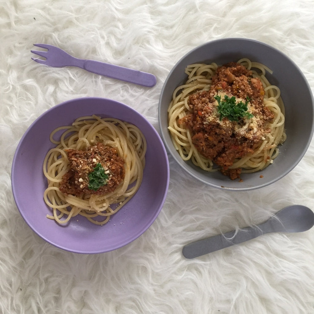 Best Spaghetti Bolognese Recipe With Hidden Veggies That Kids Love!
