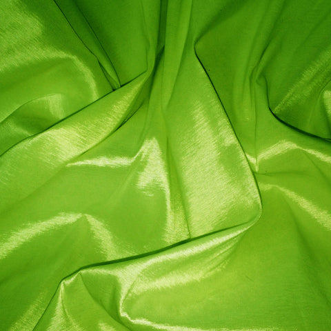 Stretch Taffeta 5  Lime