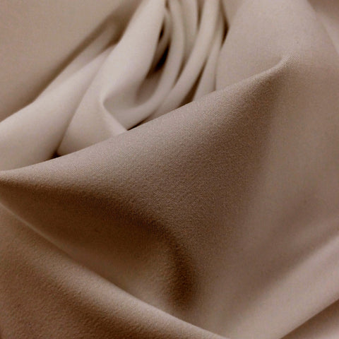 Pongee Lining Fabric 13  Taupe