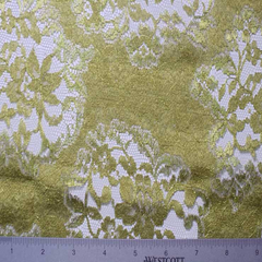 Chantilly Lace #1 73 118051 44 Olive - NY Fashion Center Fabrics