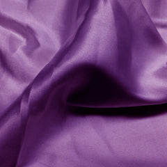 Charmeuse Satin Fabric 15  Iris - NY Fashion Center Fabrics
