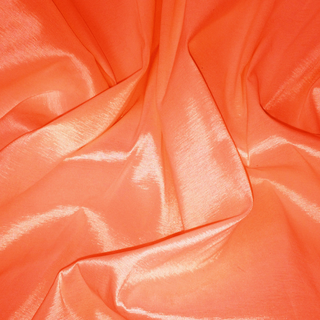 Stretch Taffeta 8  Orange