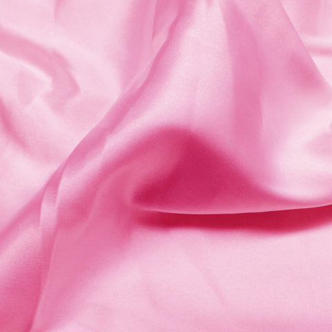 Charmeuse Satin Fabric 1  Pink - NY Fashion Center Fabrics