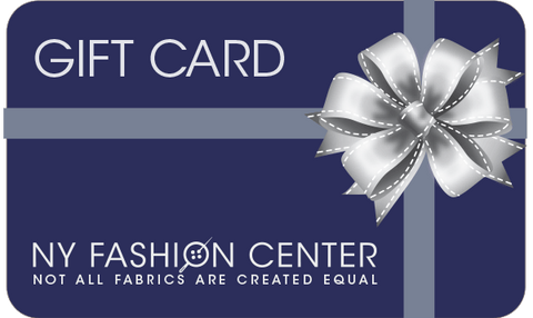 Gift Card - NY Fashion Center Fabrics