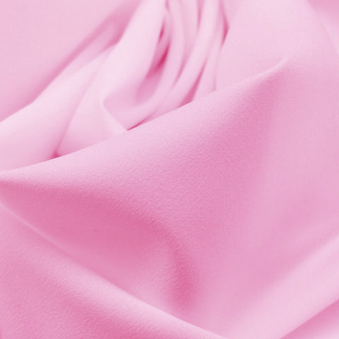 Pongee Lining Fabric 8  Pink