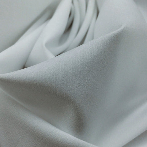 Pongee Lining Fabric 38  Silver