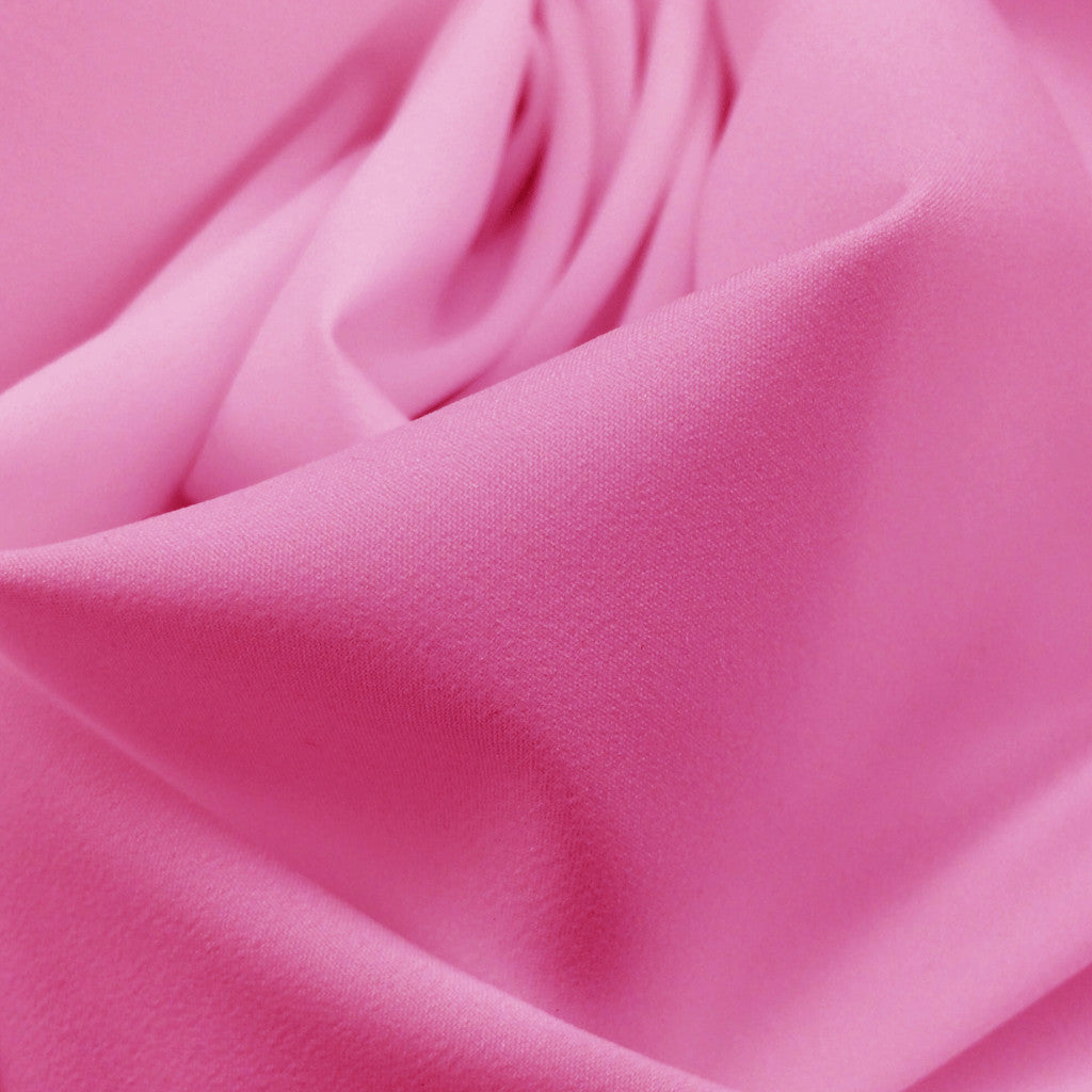 Pongee Lining Fabric 9  Candy Pink