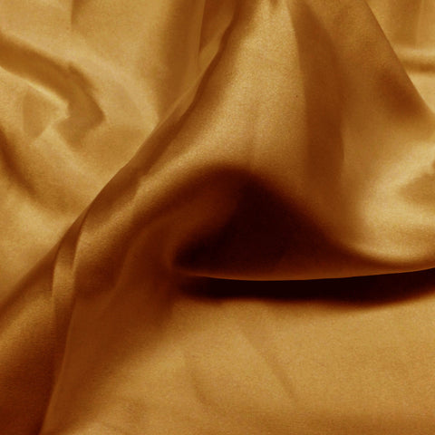 Charmeuse Satin Fabric 11  Honey - NY Fashion Center Fabrics