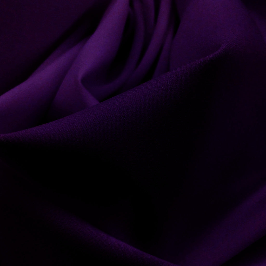 Pongee Lining Fabric 33  Purple