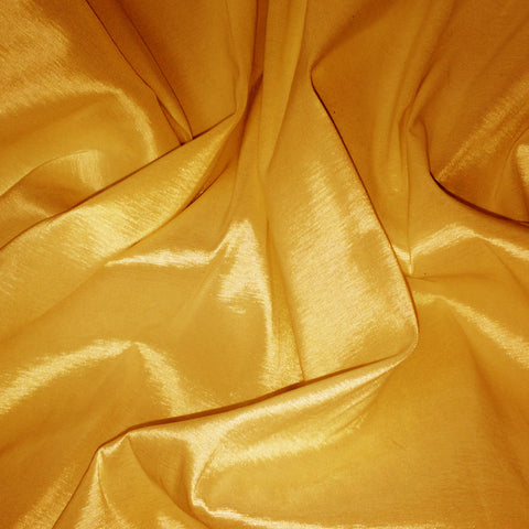 Stretch Taffeta 4  Sunflower