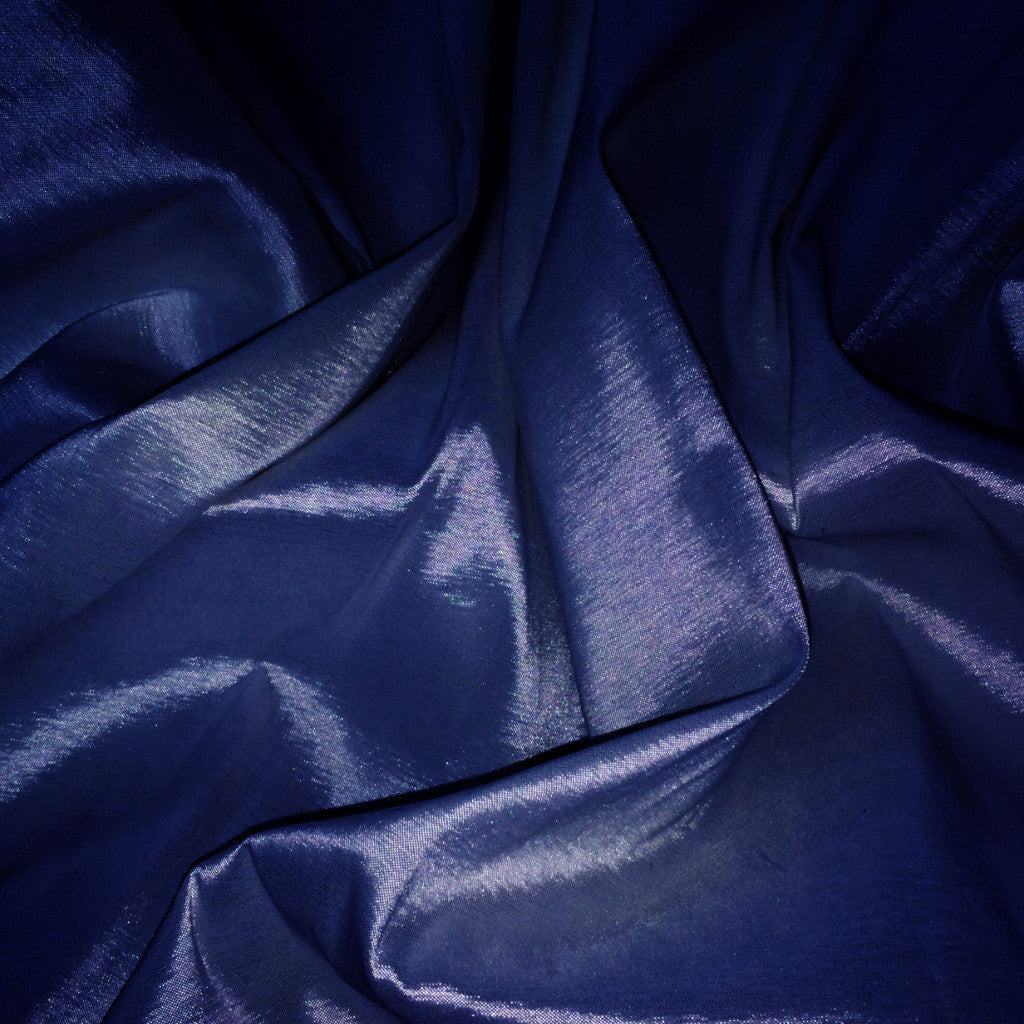 Stretch Taffeta 22  Navy