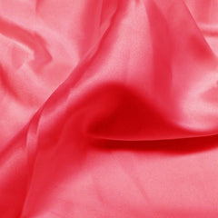 Charmeuse Satin Fabric 22  Salmon