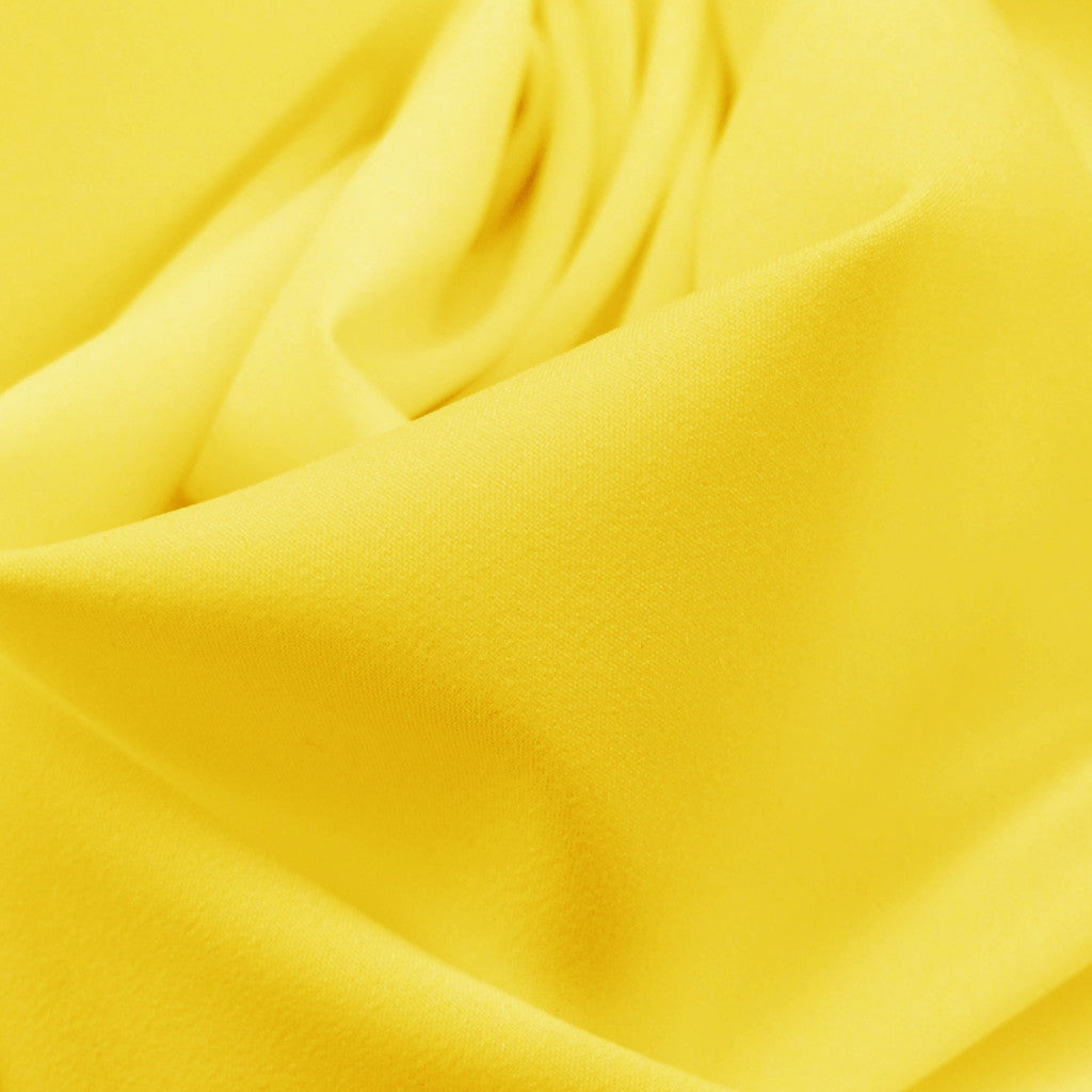 Pongee Lining Fabric 6  Bright Yellow