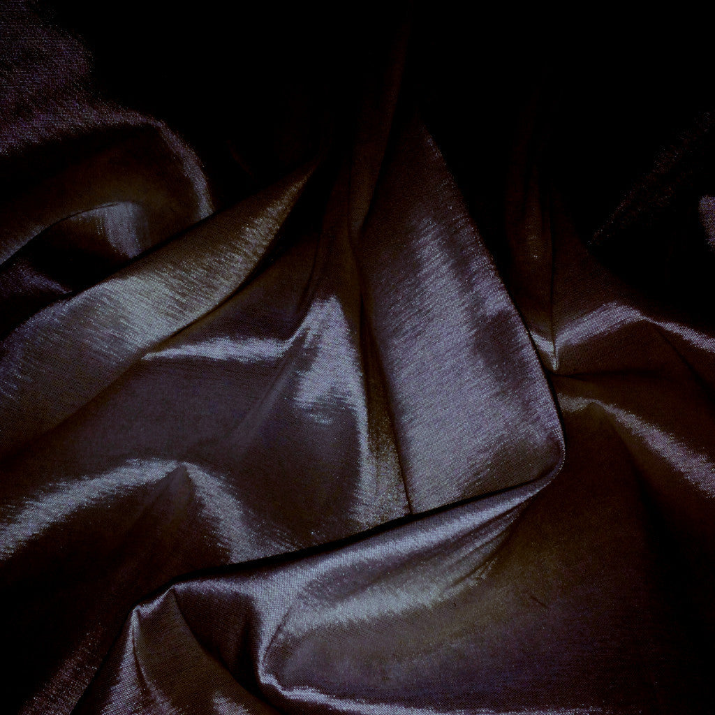 Stretch Taffeta 12  Brown