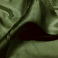 Charmeuse Satin Fabric 19  Avocado - NY Fashion Center Fabrics