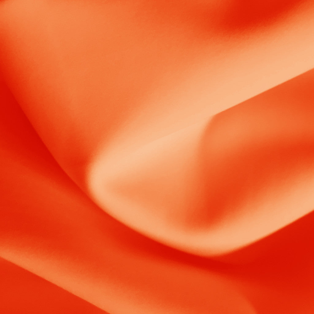 Neoprene Bonded 2 Ply Fabric Orange - NY Fashion Center Fabrics