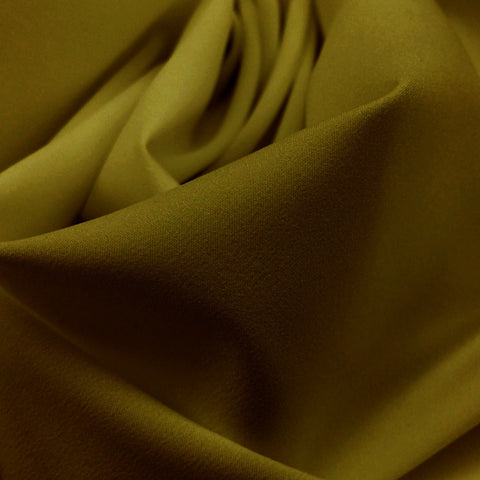 Pongee Lining Fabric 10  Gold