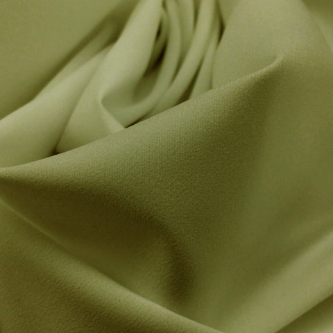 Pongee Lining Fabric 19  Chartreuse