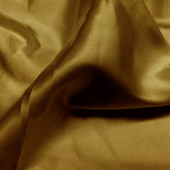 Charmeuse Satin Fabric 9  Gold