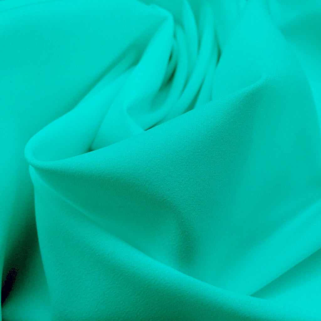 Pongee Lining Fabric 1  Tiffany Blue