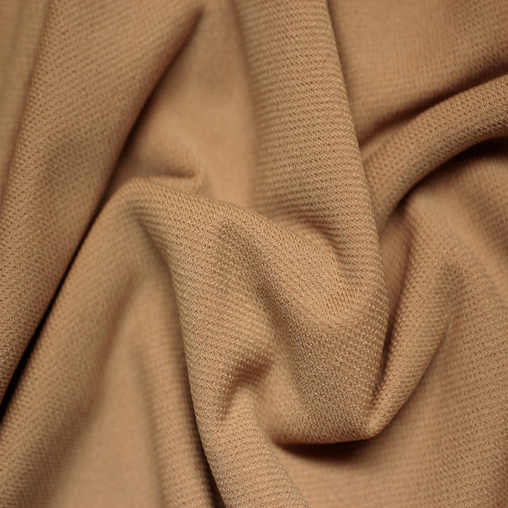 8e0a22ca6 Nylon Stretch Lining 02 Tan - NY Fashion Center Fabrics