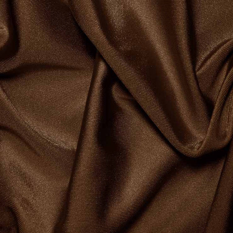 Nylon Stretch Moleskin 04 Brown - NY Fashion Center Fabrics