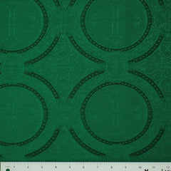 Polyester Tonal Church Brocade 06 Emerald