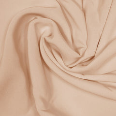 Silk Stretch 4 Ply Crepe Nude Rose