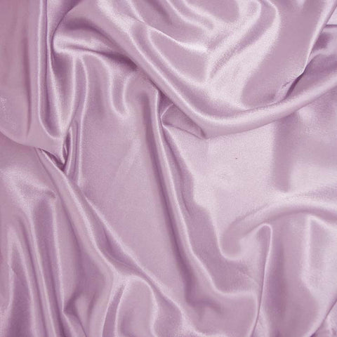 Polyester Crepe Back Satin 34 Lilac
