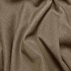 Wool Elastique Blend Fabric 437 Taupe