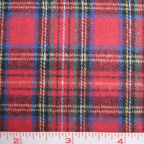 Cotton Flannel Fabric 25 Yard Bolt 868 - NY Fashion Center Fabrics