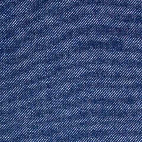 Cotton Denim (25 Yard Bolt) Dark Blue - NY Fashion Center Fabrics