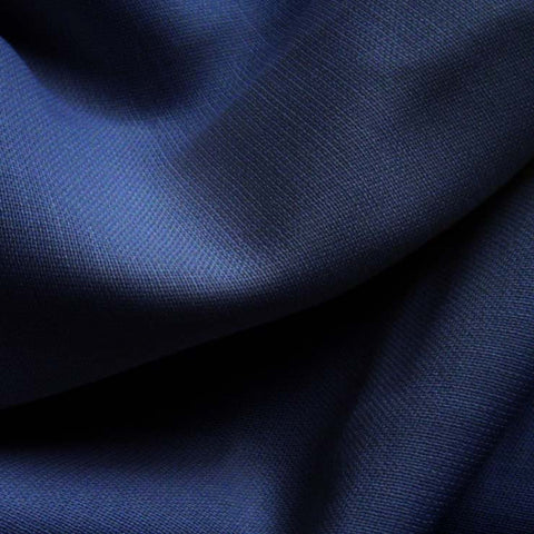 Wool Gabardine 9 oz. Navy