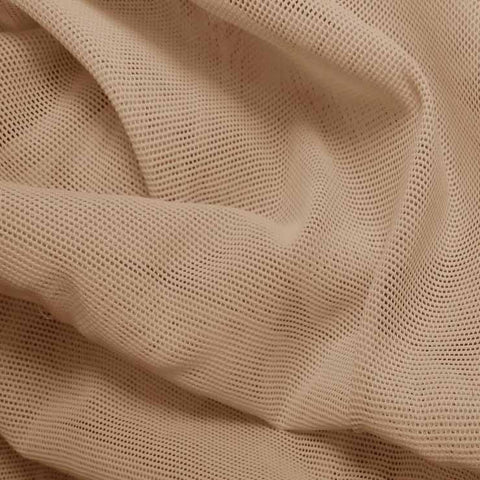 afeb3ae69 Nylon Powermesh Nude - NY Fashion Center Fabrics