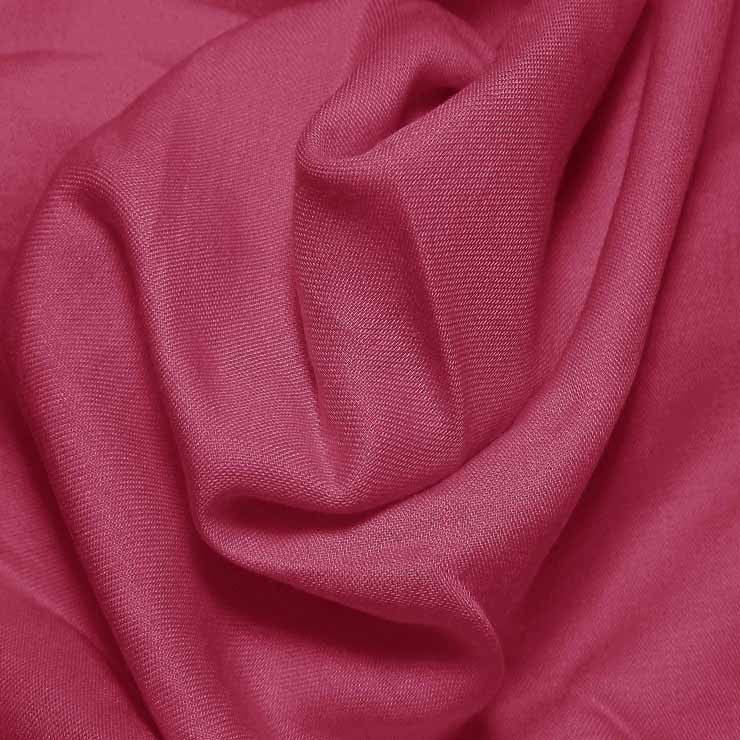 Cotton Blend Broadcloth - 30 Yard Bolt Raspberry 553 - NY Fashion Center Fabrics