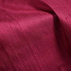 Imperial Silk Dupioni Raspberry - NY Fashion Center Fabrics