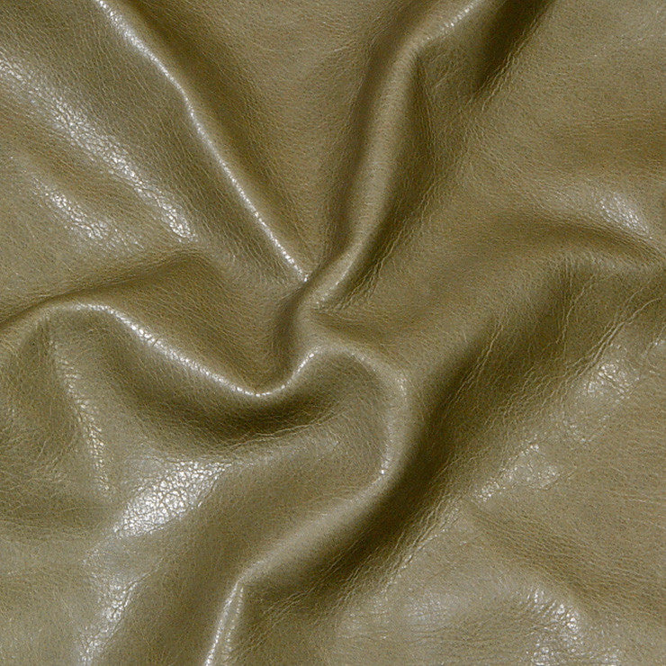 Executive leather Verde - NY Fashion Center Fabrics