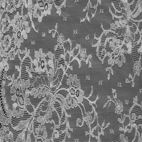 Chantilly Lace #13240ch-48 01 48White - NY Fashion Center Fabrics