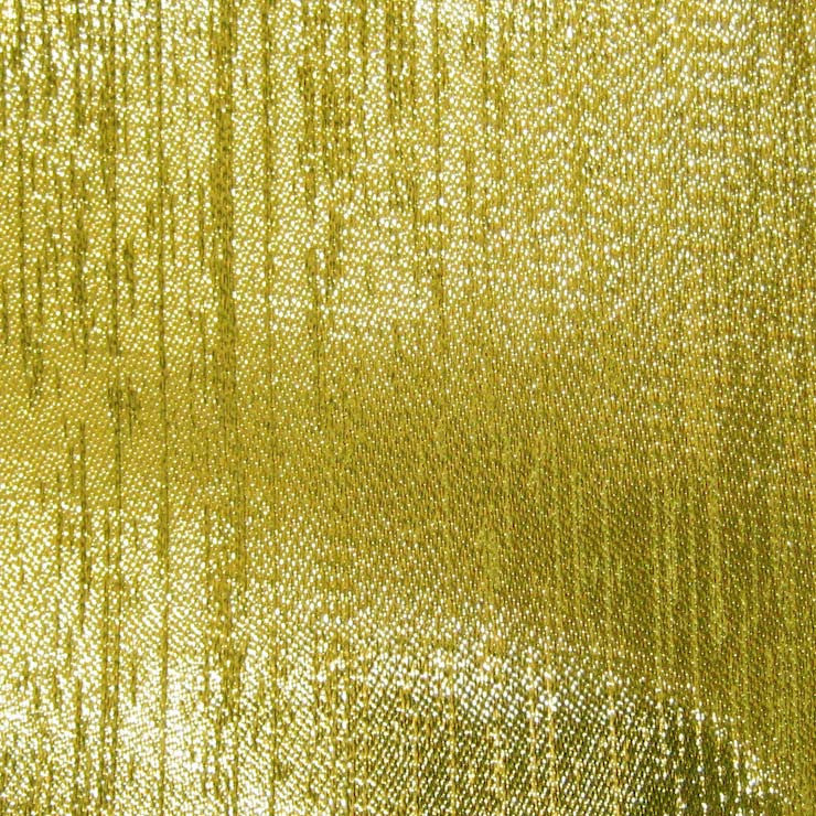 Polyester Metallic Lame 01 Gold